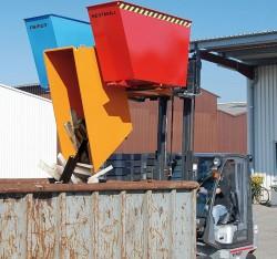 Container basculant - TIP DUO/TRIO - Containere basculante