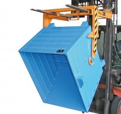 Traversa pentru container basculant - TIP BST/BKT - Containere basculante