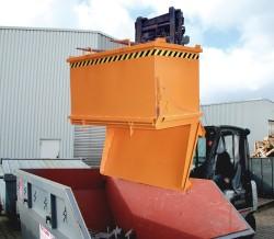 Container cu deschidere inferioara - TIP SB - Container cu deschidere inferioara