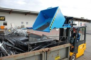 Containere pentru maruntisuri - TIP SKM - Containere de maruntisuri