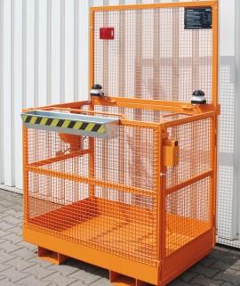 Platforma de protectie TIP MB-ST/T - Platforme de protectie