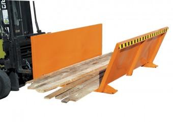 Container pentru materiale lungi TIP LGK - Echipamente de basculare