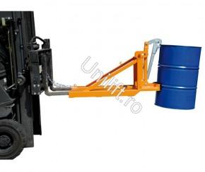 Dispozitiv de ridicare butoaie TIP RS/M - Dispozitive de manevrare butoaie