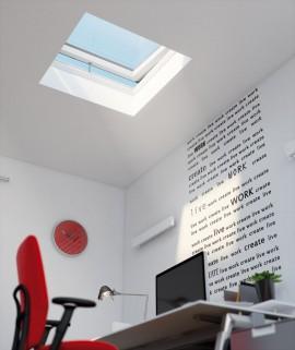 Ferestre pentru acoperis tip terasa - Ferestre de speciale - Balcon si acoperis tip terasa DEF
