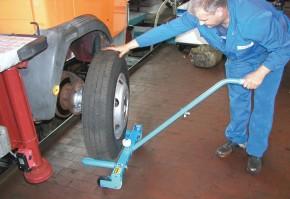 Echipament de montat anvelope TIP RM - Accesorii