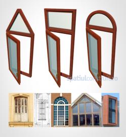 Forma ferestrelor - Forma ferestrelor