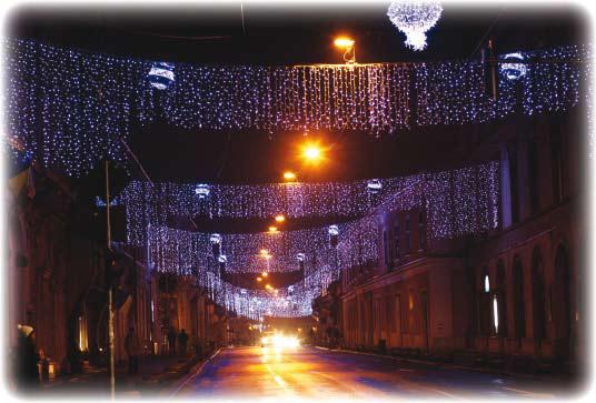 Iluminat festiv 2013-2014 - ELBA 1 - Decoruri stradale - ELBA