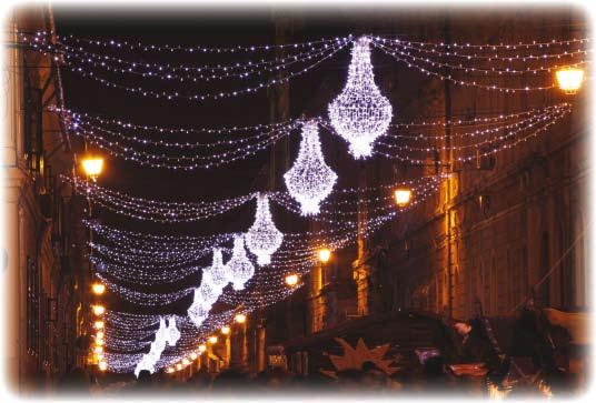 Iluminat festiv 2013-2014 - ELBA 2 - Decoruri stradale - ELBA