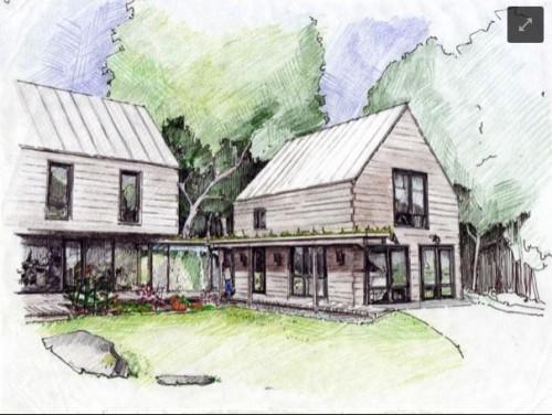 Caleb Johnson Architects  - Si o alta realizare uimitor de precisa, dar mai detaliata, de la Caleb Johnson Architects