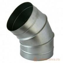 Cot circular la 45 grade - Tubulaturi circulare