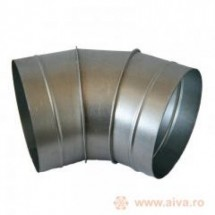 Cot circular la 60 grade - Tubulaturi circulare