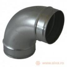 Cot la 90 grade - Tubulaturi circulare