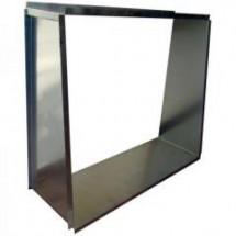 Jaketing/izolatie exterioara rectangulara - Tubulaturi rectangulare