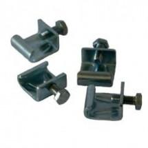 Cleme pentru flansa - Accesorii tubulatura