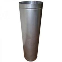 Cos de fum tronson drept neizolat - Cosuri de fum metalice