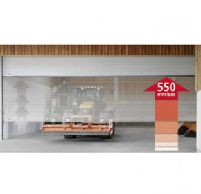 Rulou High - Speed Roller Door Thermo Teck - Rulouri