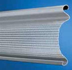 Lamele perforate din aluminiu 6010 Visio - Rulouri