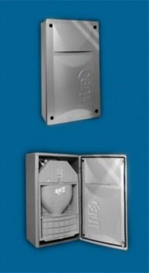 Kit QB WALL - Aspiratoare centrale - QB INCORPORAT/QB APARENT