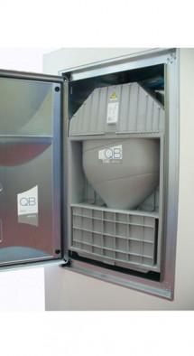 Aspirator central QB - Q200 - Aspiratoare centrale - QB INCORPORAT/QB APARENT