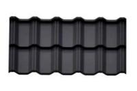Tabla tip tigla - Plannja Flex - Tigle metalice din otel zincat la cald sau aluminiu