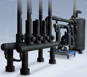 Izolatie flexibila pentru controlul condensului - AF / Armaflex - Izolatii instalatii si tevi