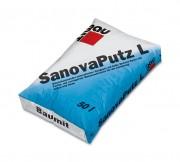 Tencuiala pentru reparatii SanovaPutz L - Tencuieli de reparatii