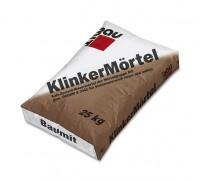 Mortar special clasa M 10 pentru zidarie aparenta (KlinkerMortel) - Tencuieli curente
