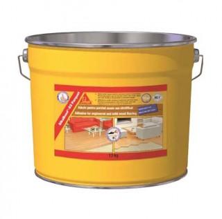Sikabond-52 Parquet - Adeziv elastic pentru lipirea pardoselilor din lemn - Adezivi monocomponenti pentru parchet