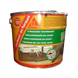 SikaBond-54 Parquet - Adeziv elastic pentru lipirea pardoselilor din lemn - Adezivi monocomponenti pentru parchet