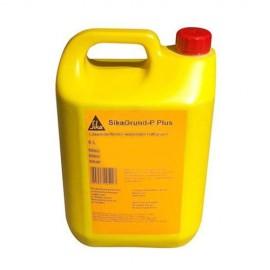 Amorsa pe baza apa pentru tratarea suprafetelor inainte de lipirea parchetului SikaGrund® P Plus - Amorse