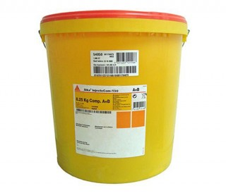 Sika® InjectoCem-190 - Produs de injectare pe baza de microciment - Injectari structurale