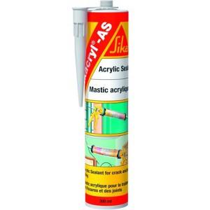 Etansant pentru umplerea rosturilor si crapaturilor de interior Sikacryl®-AS - Sigilanti pe baza de acril
