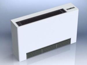 Dezumidificator pentru piscine de interior si centre SPA - FSW 63 - Dezumidificatoare pentru piscine de interior si centre SPA - FRAL