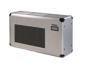 Dezumidificator pentru piscine de interior si centre SPA - FSW 140 - Dezumidificatoare pentru piscine de interior si centre SPA - FRAL
