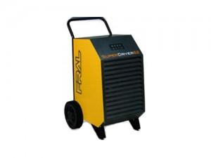 Ventilator axial-centrifugal - SuperDryer 62 - Dezumidificatoare profesionale portabile - FRAL