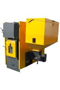 Generator aer cald cu functionare pe lemne/biomasa Solidvent - Generatoare de aer cald