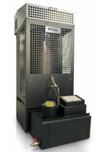 Generator de aer cald cu functionare pe ulei uzat TRM Plus - Generatoare de aer cald