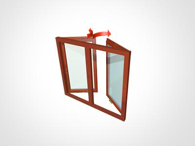 """Fereastra """"daneza"""" - Deschideri ferestre"""