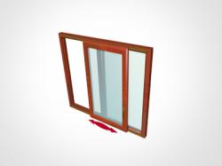 Fereastra culisanta - Deschideri ferestre