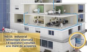 Sistemul TUBO - Sisteme centralizate de aspiratie pentru uz industrial
