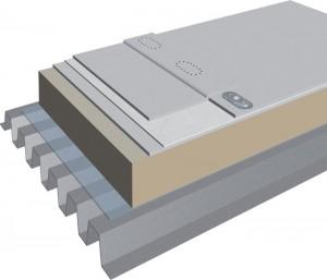 Membrana din PVC pentru hidroizolatii la acoperisuri Sikaplan 12 G - Membrane hidroizolante din PVC pentru acoperis