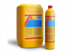 Latex sintetic pentru chituri de rosturi pe baza de ciment SikaCeram® LatexGrout - Chituri pe baza de ciment