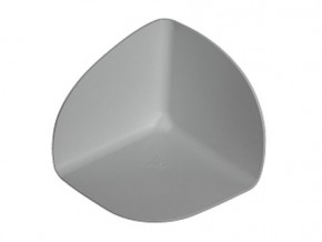 Coltar interior prefabricat din PVC S-Corner PVC 90° / I light grey - Sarnafil - Produse auxiliare pentru membrane PVC
