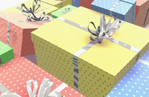 Idei de impachetare a cadourilor de Craciun - Zece idei de impachetare a cadourilor de Craciun