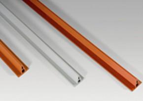 Profile decorative din FPO - Produse auxiliare pentru membrane FPO