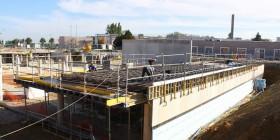 """New Nautilius - Centru de Cercetare - Digiteo Labs - Saclay - Franta - Constructia noului Centru de Cercetare """"Digiteo Labs"""""""