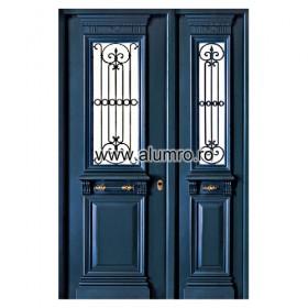 Usa traditionala din aluminiu - 1015 - Usi traditionale din aluminiu - P 1000
