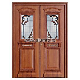 Usa traditionala din aluminiu - 1080 Vitraux - Usi traditionale din aluminiu - P 1000