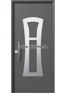 Usa de securitate din aluminiu - SP 3335 - Usi de securitate din aluminiu - SP 3000