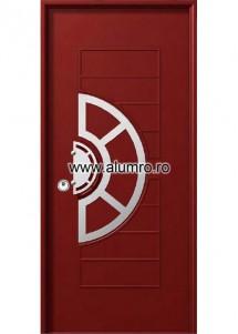 Usa de securitate din aluminiu - SP 3345 - Usi de securitate din aluminiu - SP 3000